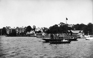 Photo of Bowness-On-Windermere, The Pier 1887