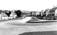 Box, Bargates Council Houses c.1955