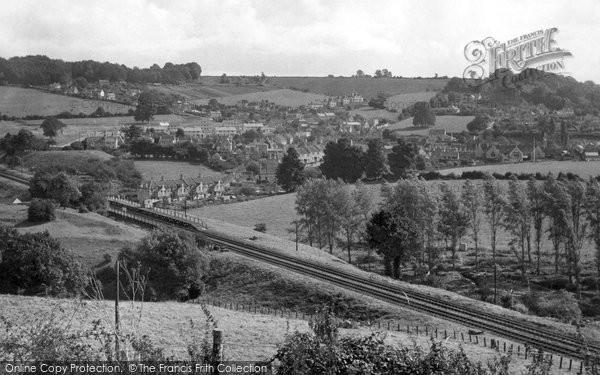 Box, Hazelbury c.1955