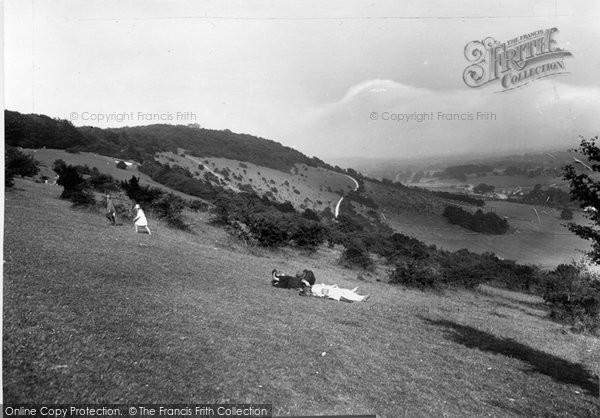 Box Hill, 1928