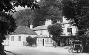 Box Hill, Burford Bridge Hotel 1897