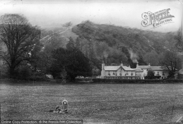 Box Hill, Burford Bridge Hotel 1903