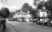 Box Hill, Burford Bridge Hotel 1922