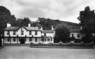 Box Hill, Burford Bridge Hotel 1931