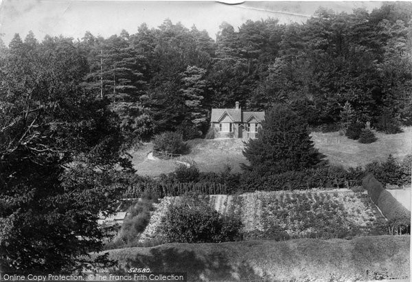 Box Hill, George Meredith's Chalet 1904