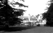 Box Hill, Hotel And Garden 1931