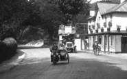 Box Hill, Motor Vehicles 1922
