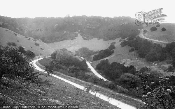 Box Hill, The Zig Zags 1924