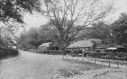 Box Hill, Upper Farm 1925