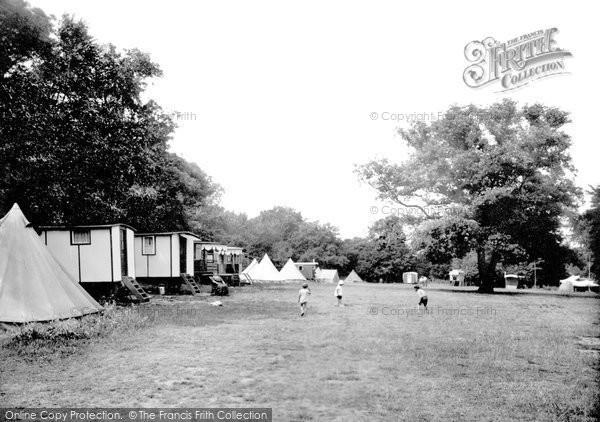 Box Hill, Upper Farm Camp 1925
