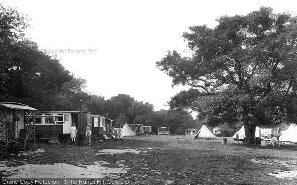 Box Hill, Upper Farm Camp 1928