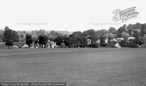 Box, The Recreation Ground c.1965