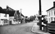 Boxford, Broad Street c.1955