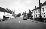 Boxford, Broad Street c.1960
