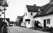 Boxford, Stone Street c.1955