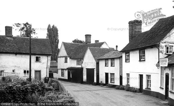 Photo of Boxford, Stone Street c1955