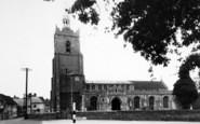 Boxford, The Church c.1955