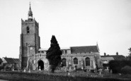 Boxford, The Church c.1965