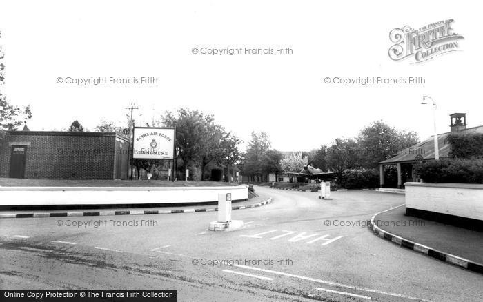 Boxgrove, Entrance To R.A.F Aerodrome, Tangmere c.1960