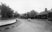 Boxgrove, Entrance To Tangmere Raf Aerodome c.1960