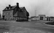 Boxgrove, Halnaker Corner c.1960