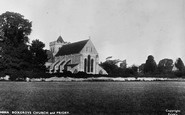 Boxgrove, Priory Church Of St Mary And St Blaise 1899