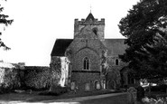 Boxgrove, Priory Church Of St Mary And St Blaise c.1955
