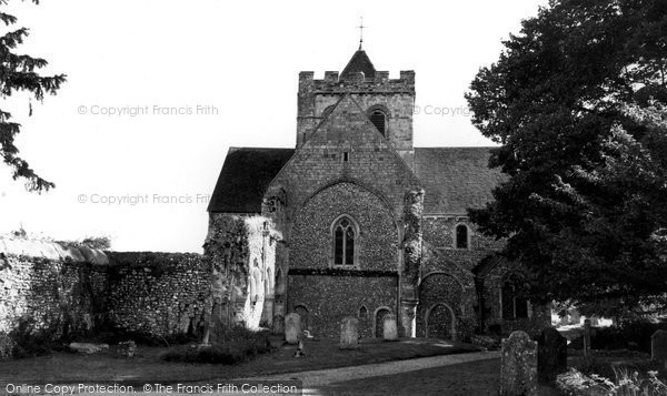 Boxgrove, The Priory c.1960