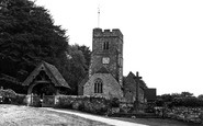 Boxley, The Church c.1960