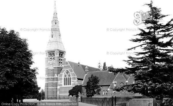 Boyn Hill, All Saints Church 1911