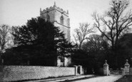 Boynton, St Andrew's Church c.1885