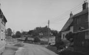 Bozeat, Dyechurch Road c.1955