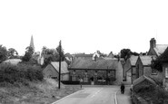 Bozeat, Easton Lane c.1960