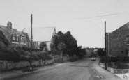 Bozeat, High Street c.1960
