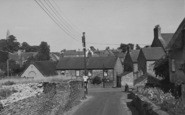 Bozeat, The Village c.1955