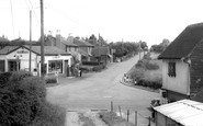 Brabourne Lees, The Village c.1955