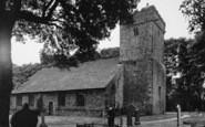 Bracewell, The Church c.1955