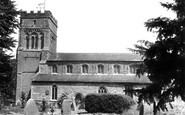 Brackley, St Peter's Church c1955