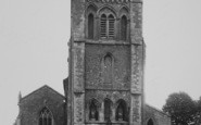 Brackley, St Peter's Church c.1955