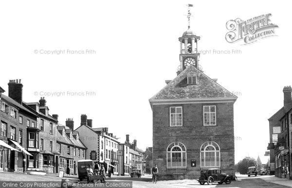 Brackley, Town Hall c.1950