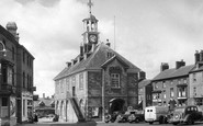 Brackley, Town Hall c.1955