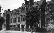 Brackley, Winchester House School c.1955