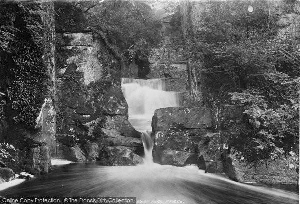 Bracklinn, Lower Falls 1899