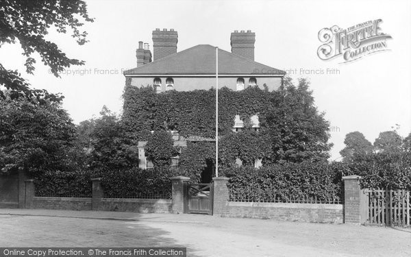 Bracknell, College 1901