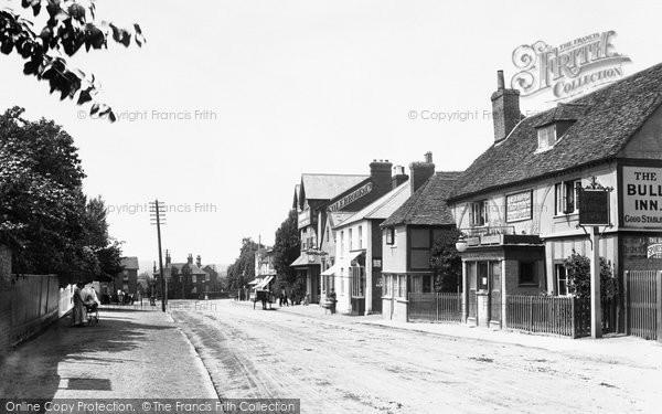 Bracknell, High Street 1901