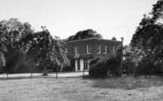 Bradfield, Bradfield Place House c.1955