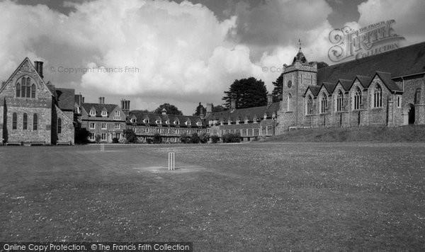 Bradfield, The College c.1955