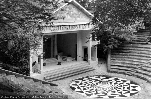 Bradfield, The Greek Theatre c.1960