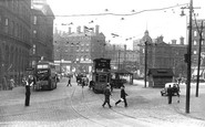Bradford, Forster Square c.1950