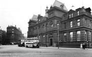Bradford, General Post Office c.1950